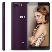 Смартфон BQ 5520 Silk, 4G, 8Gb + 1Gb Purple