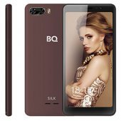 Смартфон BQ 5520 Silk, 4G, 8Gb + 1Gb Brown