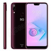 Смартфон BQ 5731L Magic S, 4G, 32Gb + 3Gb Wine Red