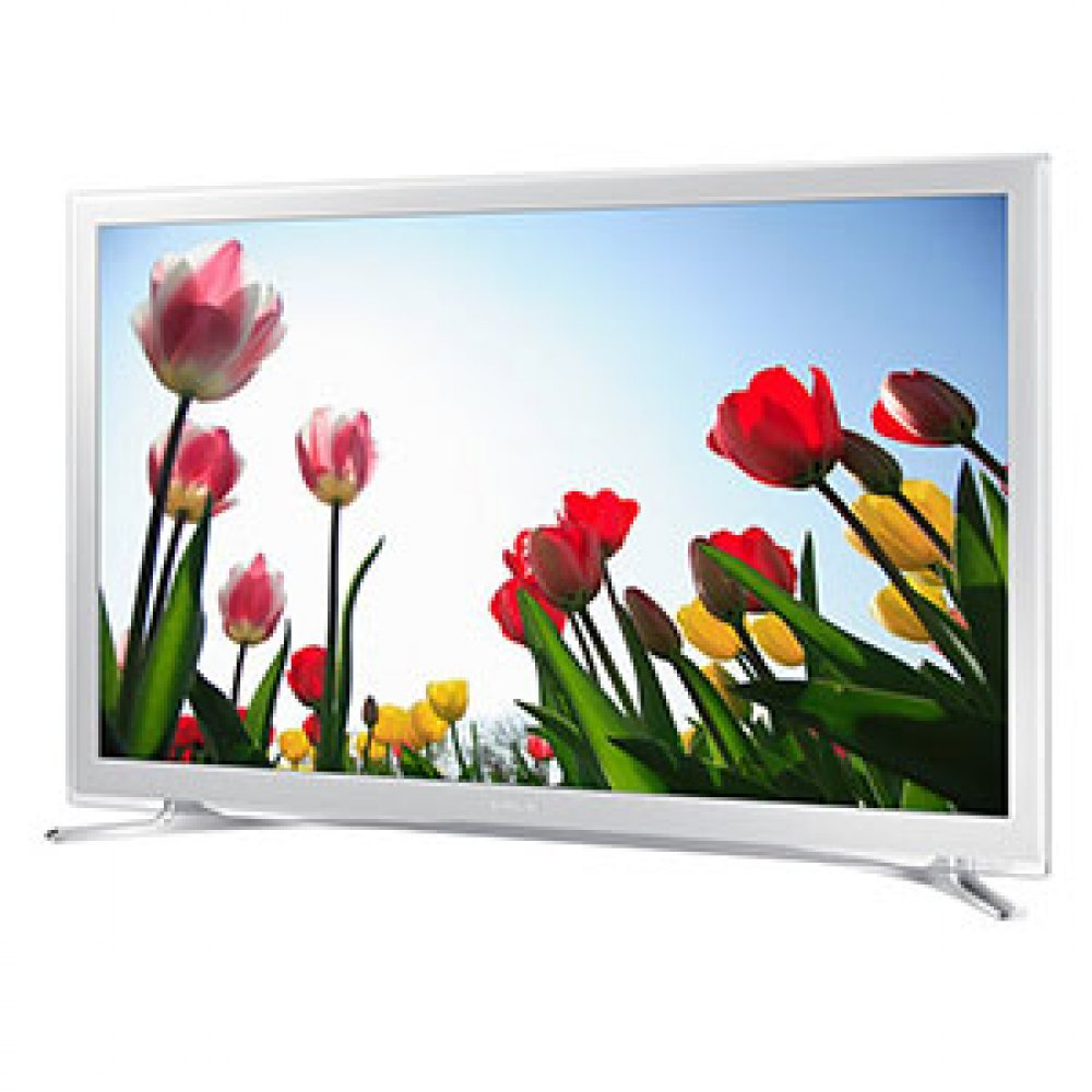 Телевизор Samsung ЖК UE-22H5610AK бел. LED Wi-Fi, Smart TV