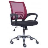 Офисное кресло EP 696 Сетка Красный
