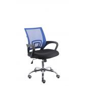 Офисное кресло EP 696 Сетка Синий