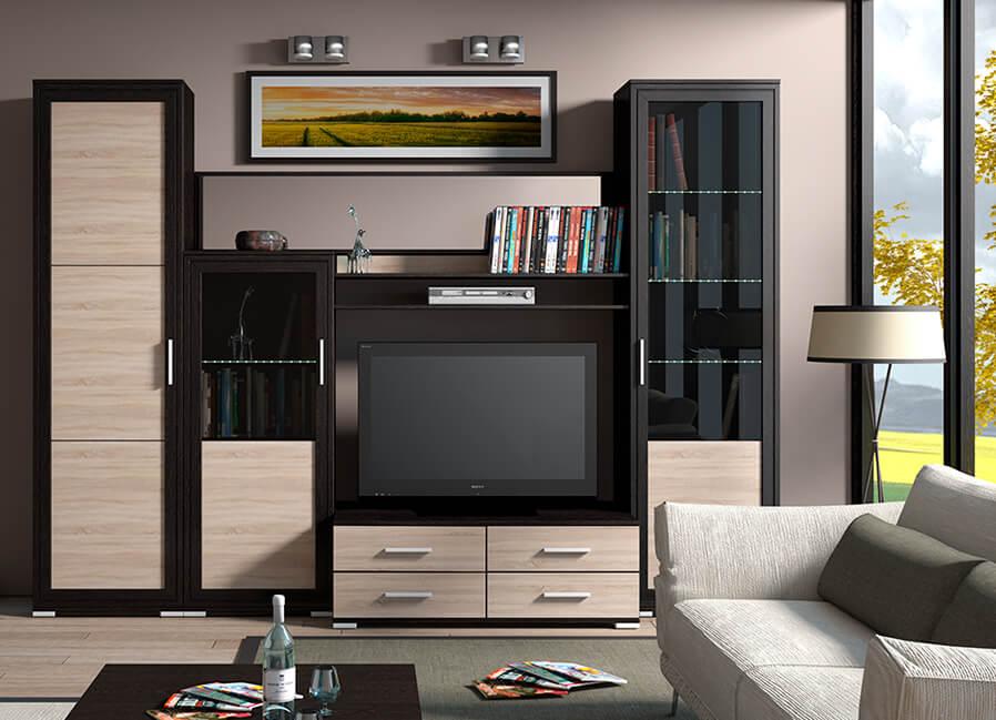 Модульная мебель в Хабаровске